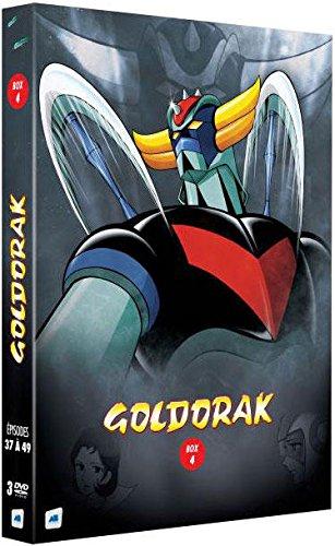 Goldorak-Box 4-Épisodes 37 à 49 [Non censuré]
