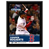 Xander Bogaerts Boston Red Sox 2013 MLB World Series Champions 10'' x 13'' Sublimated Player Plaque