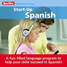 Start-Up Spanish  by Berlitz Narrated by Berlitz
