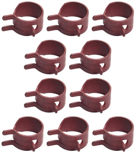 Oregon (10 Pack) 02-040 Hose Clamp for 1/4-inch