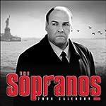 Sopranos: 2008 Wall Calendar