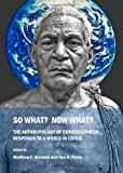 img - for So What? Now What? The Anthropology of Consciousness Responds to a World in Crisis New edition by Matthew C. Bronson, Tina R. Fields (2010) Paperback book / textbook / text book