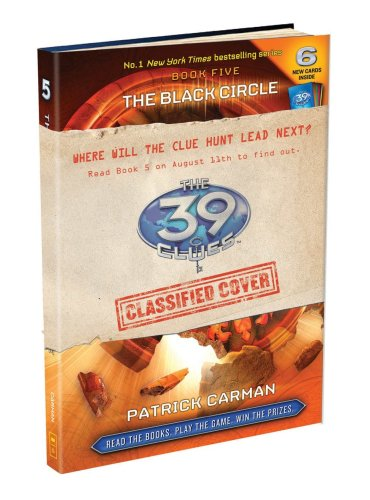 The 39 Clues Book 5: The Black Circle, PATRICK CARMAN