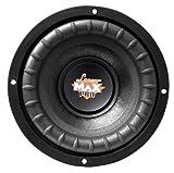 "New Pair Lanzar MAXP64 6.5"" 600W Car Audio Subwoofer 300W RMS 4 OHM SVC Bass Sub"