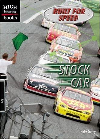 Stock Car (High Interest Books: Built for Speed)