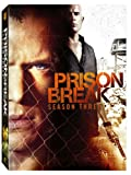 Prison Break: Season 3 (4pc) (Ws Sub Ac3 Dol) [DVD] [Import]