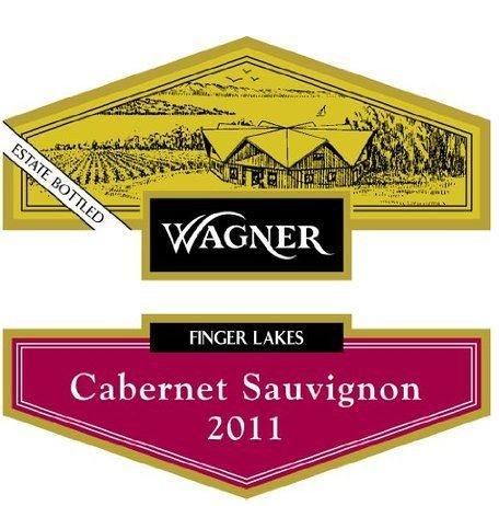 2011 Wagner Vineyards Finger Lakes Cabernet Sauvignon 750 Ml