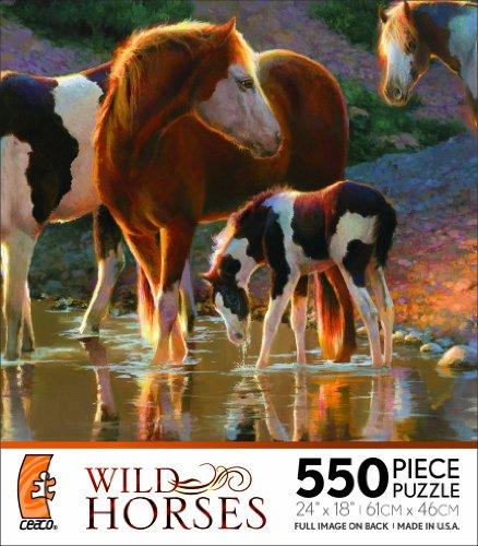 Cheap Fun Ceaco Wild Horses-Night Cap (B003E37INM)