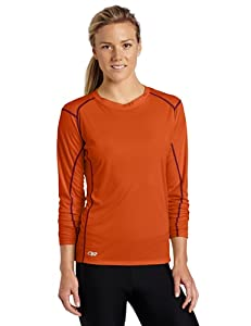Buy Outdoor Research Ladies Echo Long Sleeve Tee by Outdoor Research