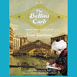 The Bellini Card: A Novel | [Jason Goodwin]