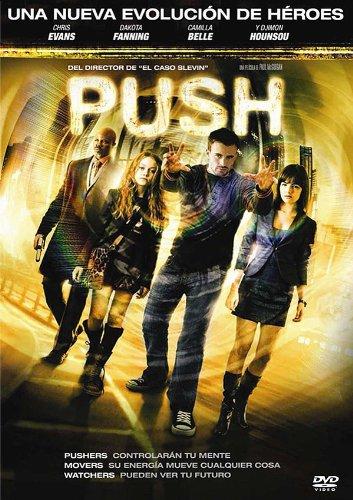 Push (Edici Especial) (Dvd Import) (European Format - Region 2) (2011) Dakota Fanning; Camilla Belle; Chr