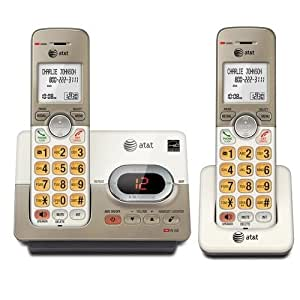 AT&T EL52213 DECT 6.0 Phone Answering System