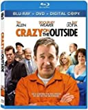 Crazy on the Outside (Blu-ray + DVD + Digital Copy) [Blu-ray]
