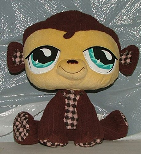 Hasbro Little Pet Shop, Monkey. 2007 - 1