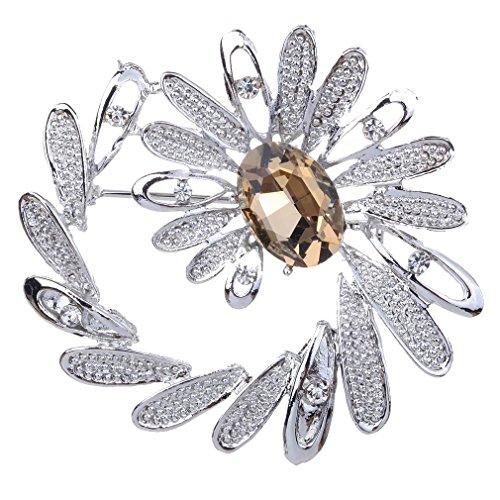 yazilind-women-fancy-drop-stone-crystal-rhinestone-flower-floral-brooches-jewelry-light-brown