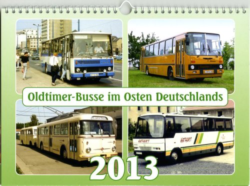 Kalender Busse/Nostalgie