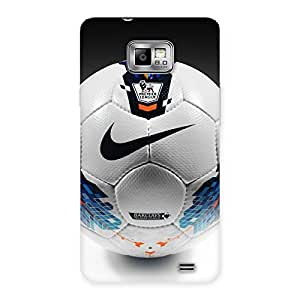 Special Soccer Multicolor Back Case Cover for Galaxy S2