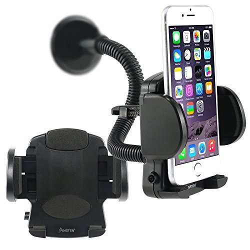 Car Mount Phone Holder for Rim BlackBerry Pearl