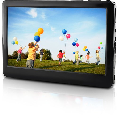 Coby MP977-8G 7 Inch 8GB HD Video Player with HDMI - Black