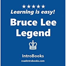 Bruce Lee Legend Audiobook by  IntroBooks Narrated by Andrea Giordani