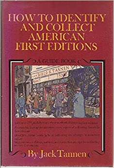 How to identify a first edition book