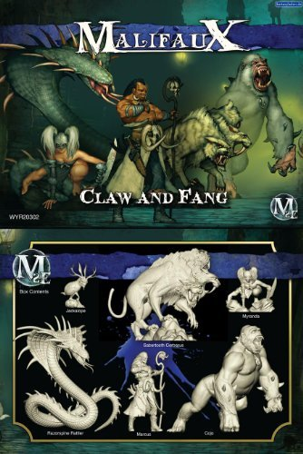 Malifaux: Arcanists Claw and Fang by Wyrd Miniatures
