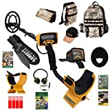 Garrett Ace 250 Adventure Pk with Coin Hunter Book, Edge Digger Camo Daypack and More