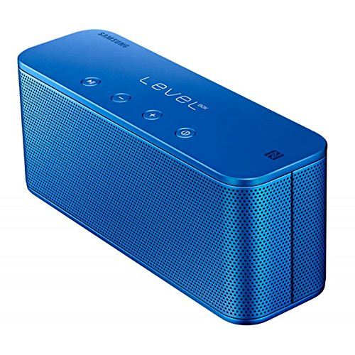 Enceinte Bluetooth et NFC Bleu