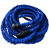 eBoTrade-Tech NEW 25/50/75ft Foot expandable xhose flexible hose USA Standard Garden hose water pipe/ water gun Spray Nozzle Free shipping (75ft)