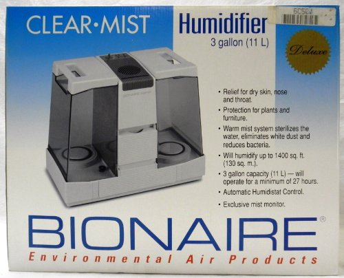 buy low price bionaire bcm4510u 4 gallon cool mist. Black Bedroom Furniture Sets. Home Design Ideas