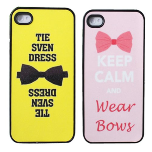 Couples lovers  Cute Kind Design Lovely Hard Case Cover for Iphone    Iphone Cases For Couples
