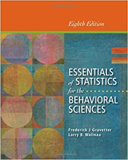 ... : 9781405100243 - Experimental Design and Statistics for Psychology