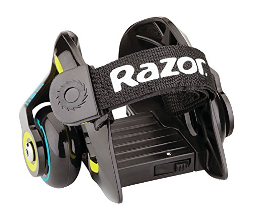 2016 Hot Toy List: Rated Kid-Tested and Parent-Approved (Parents Magazine / Amazon) Razor Jetts Heel Wheels, Green