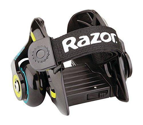Razor Jetts Heel Wheels, Green (Wheelies Shoes compare prices)