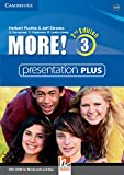 More! Level 3 Presentation Plus DVD-ROM