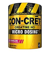 CON-CRET Creatine HCL, Watermelon, 48 Servings