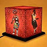 Art Potli African Dance Table Lamp