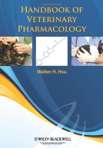 Handbook Of Veterinary Pharmacology