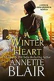img - for A Winter Heart: Sensual Amish Historical Novella book / textbook / text book