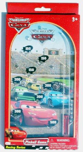 Disney Pixar CARS Racing Series Mini Pinball Game - 1