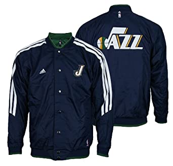 Adidas Boys Utah Jazz NBA On Court Reversible Jacket by adidas