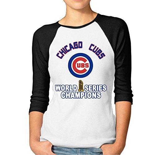 sunpp-womens-chicago-cubs-champions-2016-world-series-3-4-sleeve-baseball-shirt-tee