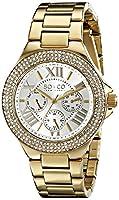 SO&CO York Women's 5019.3 Madison Analog Display Quartz Gold Watch from SO&CO MFG