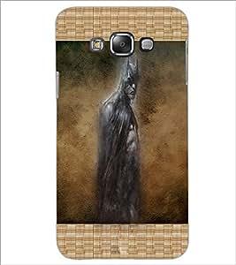 Printdhaba Batman D-4599 Back Case Cover For Samsung Galaxy A7