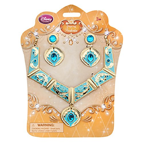 Disney - 2015 Pocahontas Costume Jewelry Set of 3 - New
