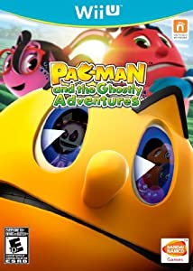 Pac-Man and the Ghostly Adventures by Namco
