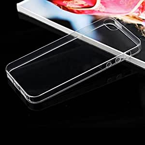 Ultra Thin Transparent Hard Back Case Cover For Iphone 4/4S
