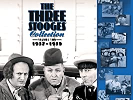 Three Stooges Collection 1937-1939