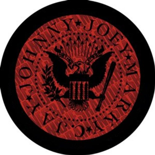 Licenses Products Ramones Sticker