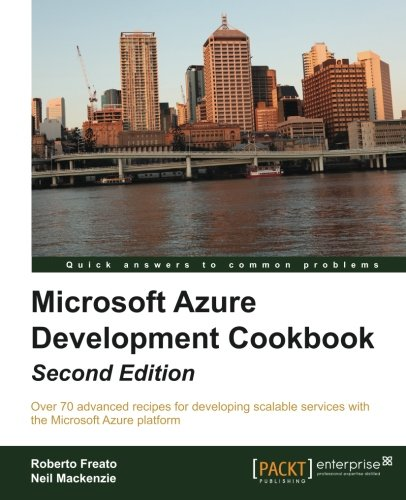 Microsoft Windows Azure Development Cookbook